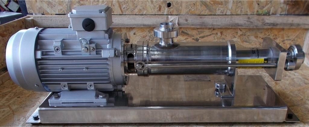 Zavojna pumpa tip BRS